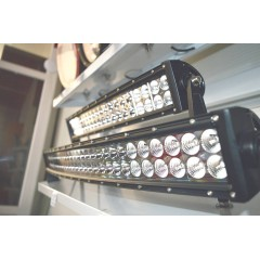 LED Фара 120W L=64см.