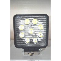 LED Фара 27W60 v1 (широкий луч)
