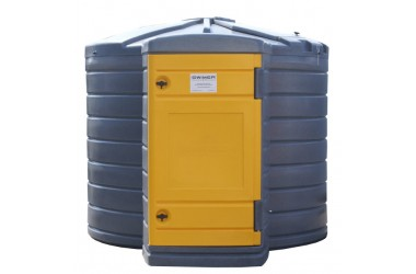 Мини АЗС Резервуар Swimer 5000 л (емкость, бочка) для дизельного топлива ДТ без узла раздачи