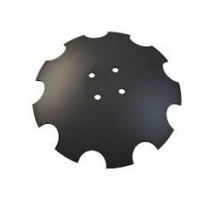 Диск бороны Catros (ромашка) 460x4 XL043