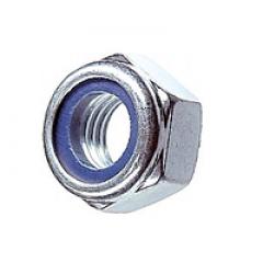 Гайка М18-8,0 DIN985 оц