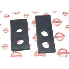 Комплект резины листовой ПТ-6